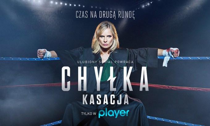 "2. sezon serialu ""Chyłka – Kasacja"""