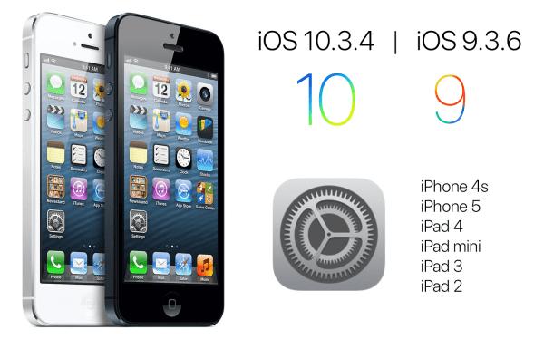 Właściciele iPhone'ów 5 lub starszych powinni zaktualizować iOS-a!