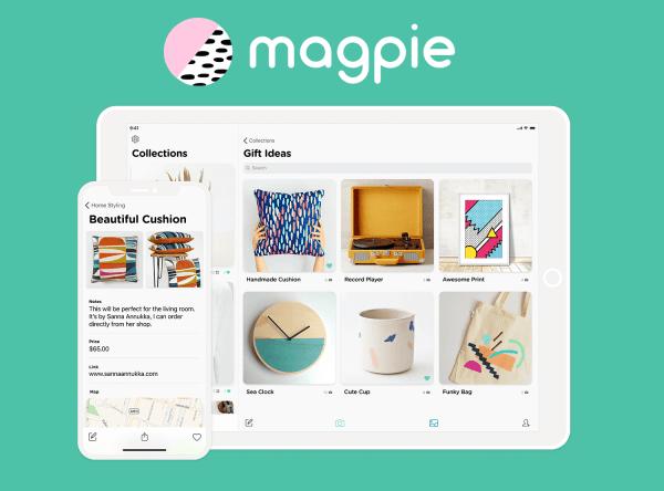 """""""Magpie"""" pomoże Ci uporządkować zdjęcia idodać do nich graficzne zakładki"""