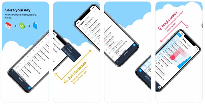 Screen z aplikacji Sorted³