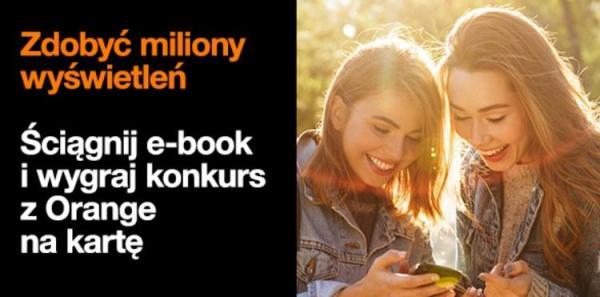 Nagraj film na TikToku i wygraj konkurs + 5GB Orange na kartę dla wszystkich