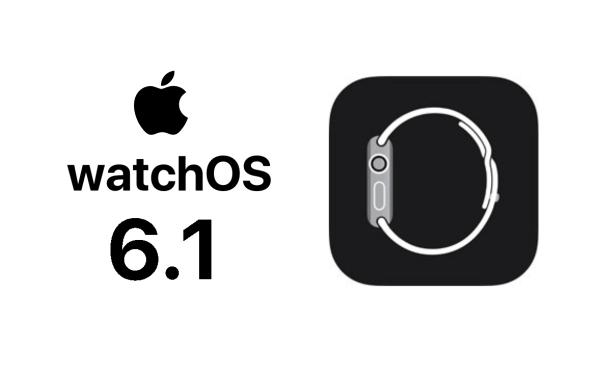 Apple wydało uaktualnienie systemu watchOS 6.1
