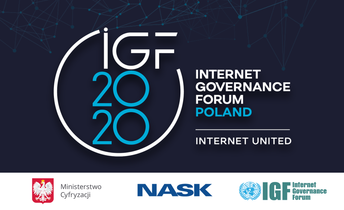 Internet Governance Forum 2020 Poland (IGF 2020)