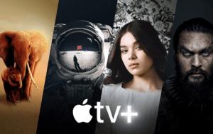 Seriale i filmy na Apple TV+