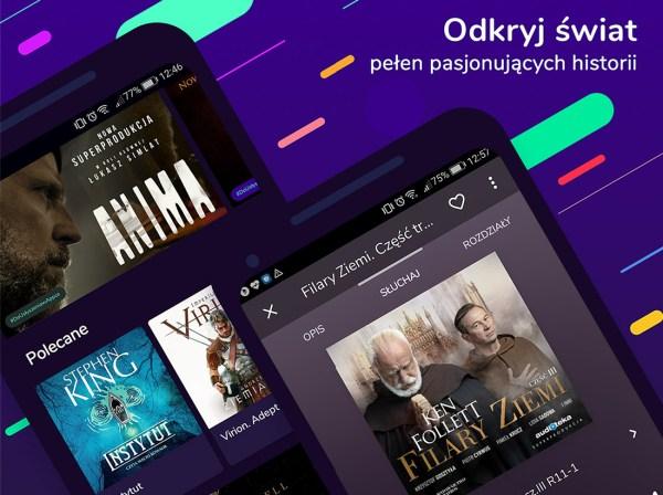 """""""Audioteka Klub"""" to nowa usługa z audiobookami w ramach subskrypcji!"""