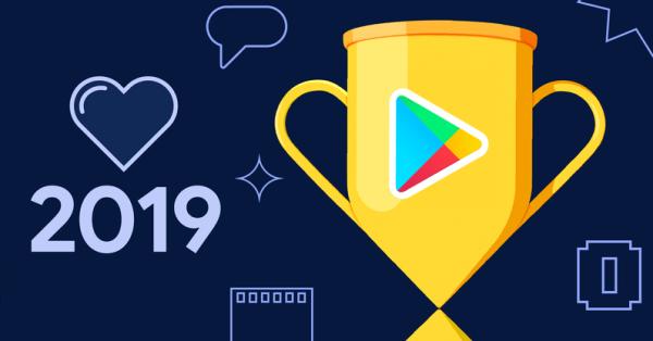 Zagłosuj na najlepsze aplikacje i gry w Google Play z 2019 roku
