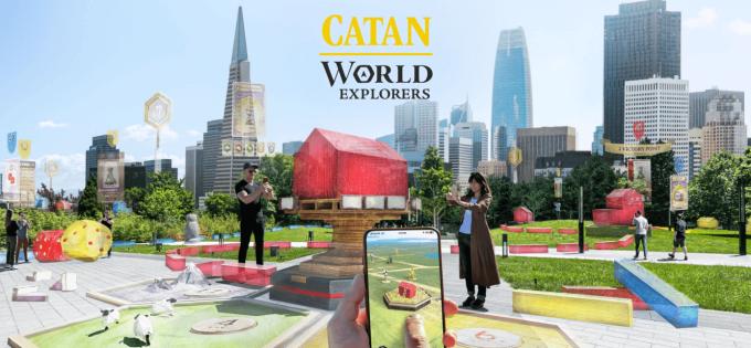 """""""Catan: World Explorers"""""""