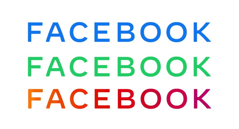 Facebook – nowe logo