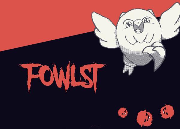 Subtelna błyskotliwość Fowlst ujawnia się stopniooowooo…