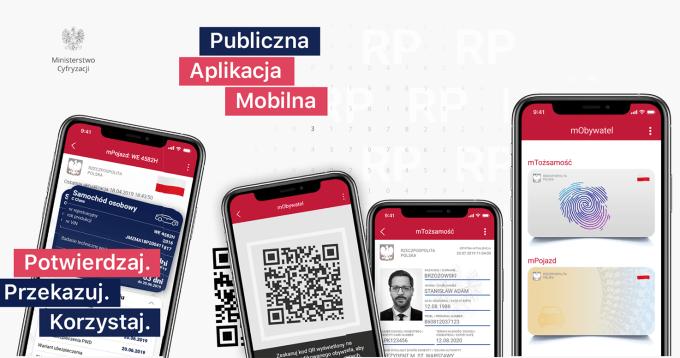 mObywatel – publiczna aplikacja mobilna (iOS)