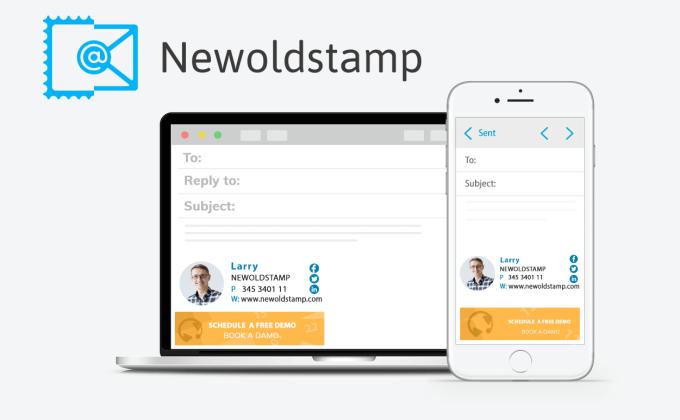 Newoldstamp - generator podpisów e-mail. (online)
