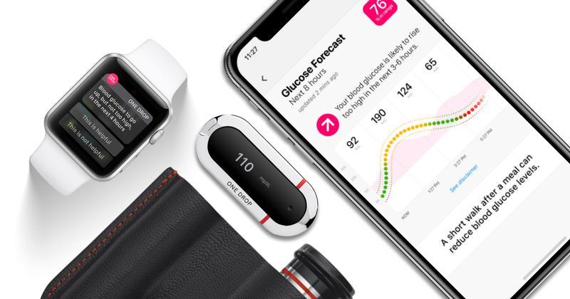 Aplikacja mobilna One Drop - Diabetes Management