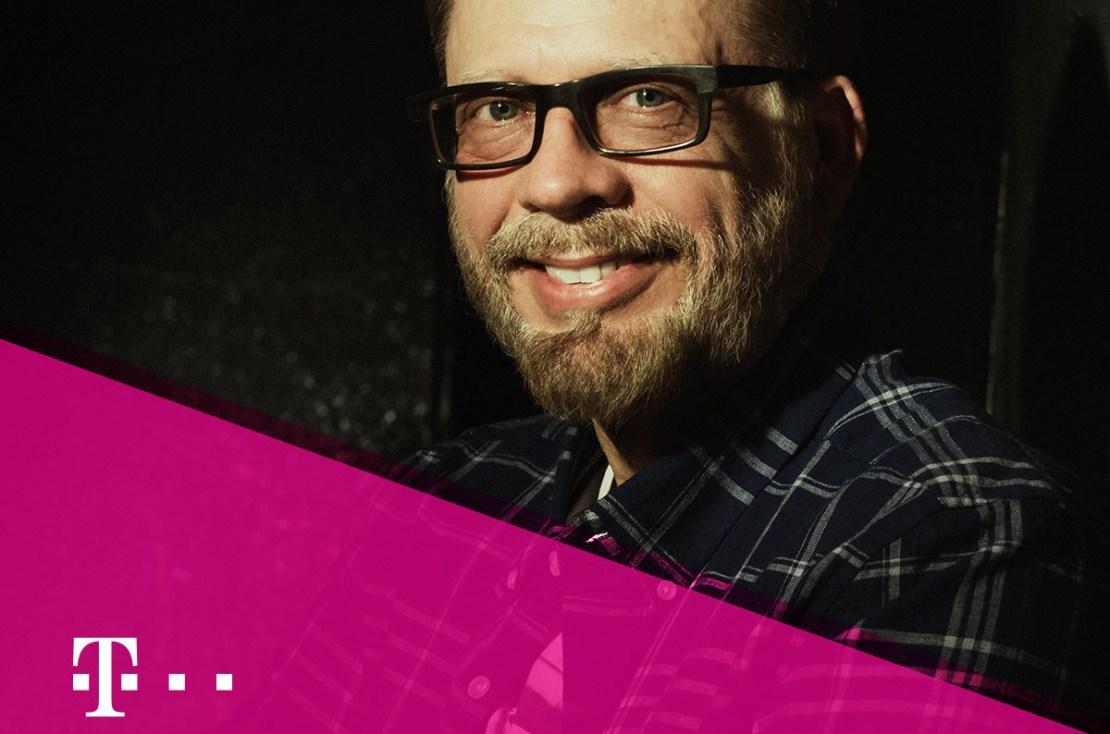 Tomasz Raczek na infolinii T-Mobile