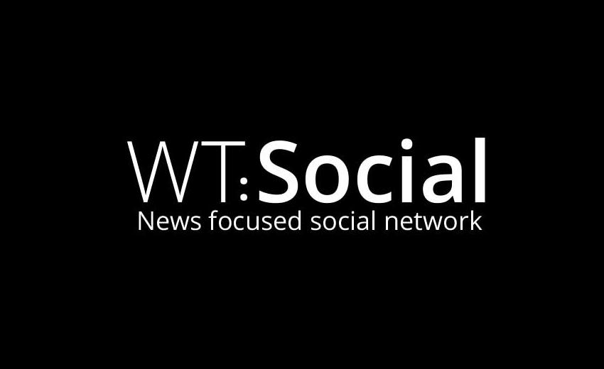 Logo WT:Social – News focused social media