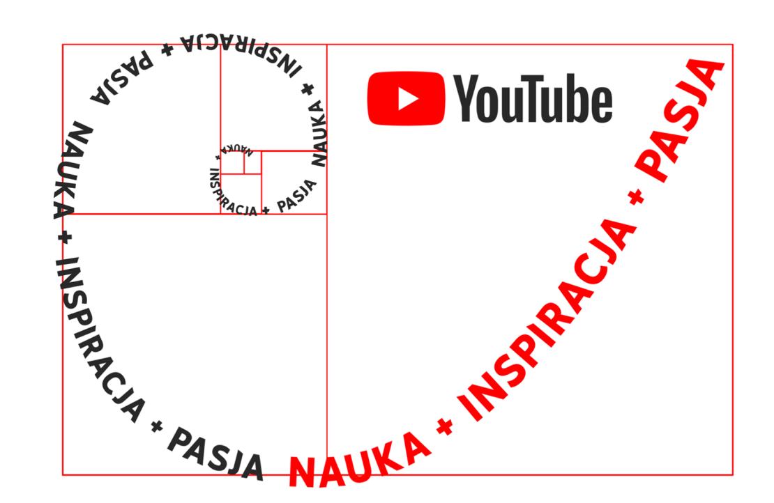 YouTube edukacja + inspiracja + pasja