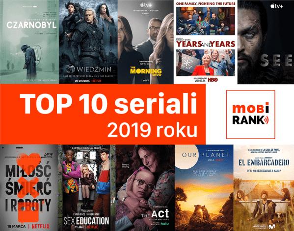 TOP 10 seriali 2019 roku, które warto obejrzeć [ranking]