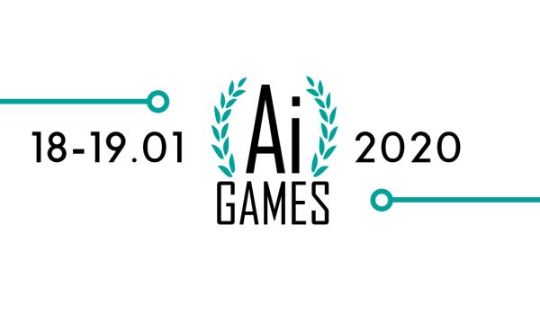 """Weź udział w """"AI Games – Hackathon AI"""" już w styczniu 2020 r."""