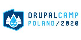 logo DrupalCamp Poland 2020