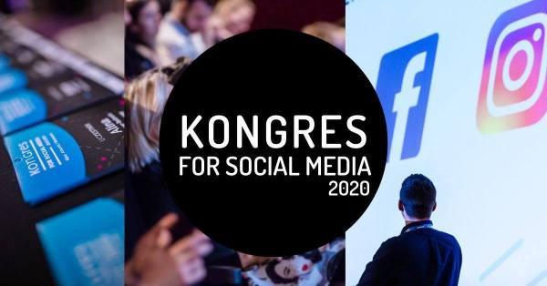Weź udział w kongresie For Social Media 2020!