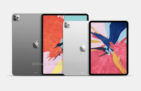 iPad Pro z 2020 roku może mieć potrójną kamerę jak iPhone 11 Pro