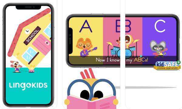 """""""Lingokids"""" nauczy Twoje dziecko angielskiego przez zabawę!"""