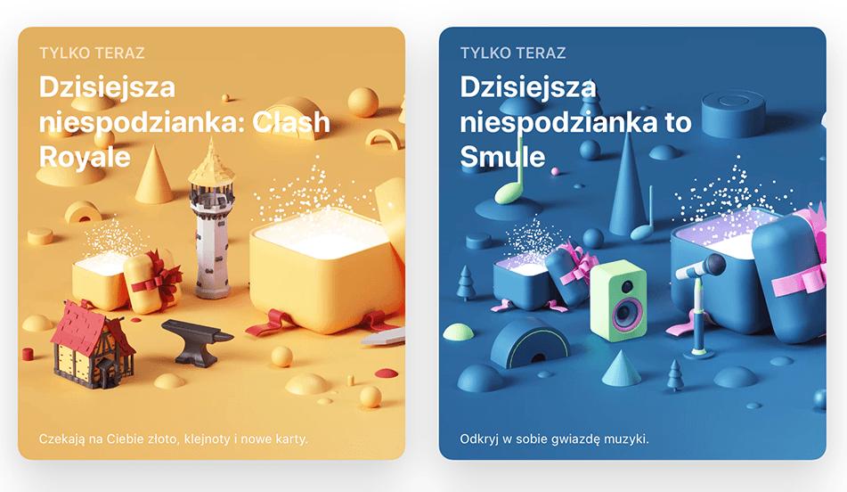 Świąteczne niespodzianki w sklepie App Store z 25 grudnia 2019