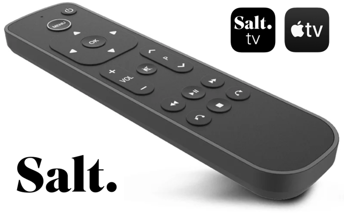 Pilot Salt. dla Apple TV