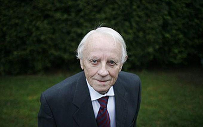 prof. dr hab. Zbigniew Jaworowski