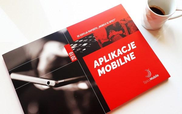 """Pobierz raport """"Aplikacje mobilne"""" dla twórców i wydawców apek"""