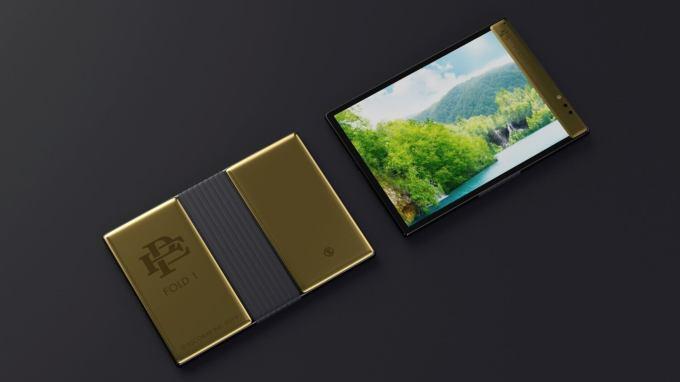 Składany smartfon Escobar Fold 1