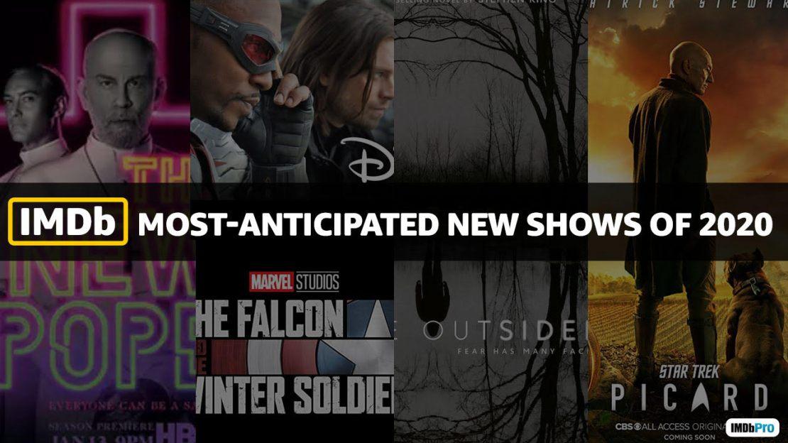 TOP 10 oczekiwanych seriali 2020 roku