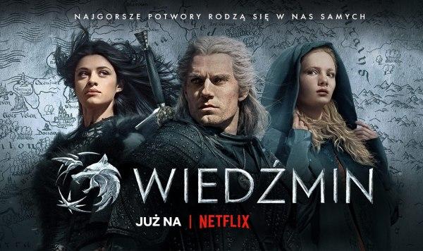 """""""Wiedźmin"""" Netfliksa to mroczna, zabawna i wierna adaptacja serii fantasy"""