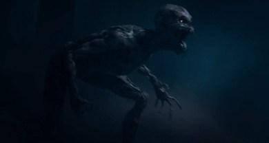 Potwór z serialu Wiedźmin