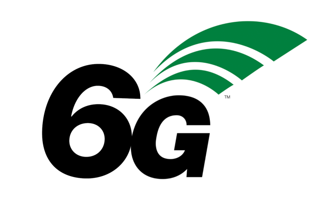 6G (flat logo)