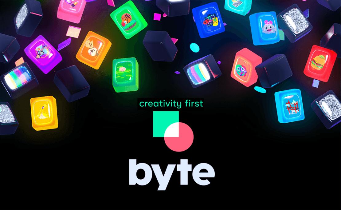 Byte – creativity first