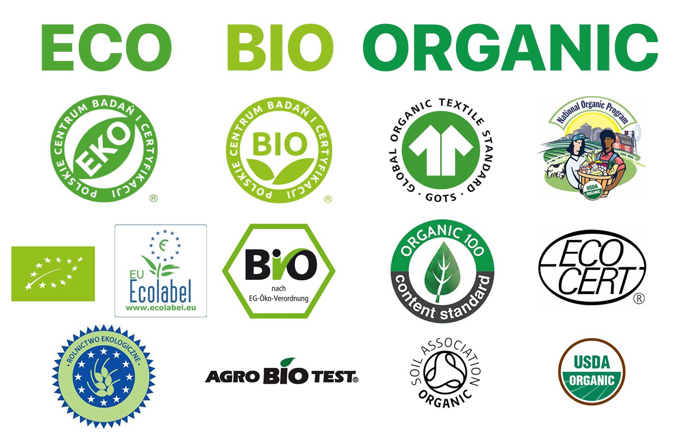 Znalezione obrazy dla zapytania: znak jakości eco