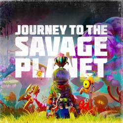 Okładka gry Journey to the Savage Planet