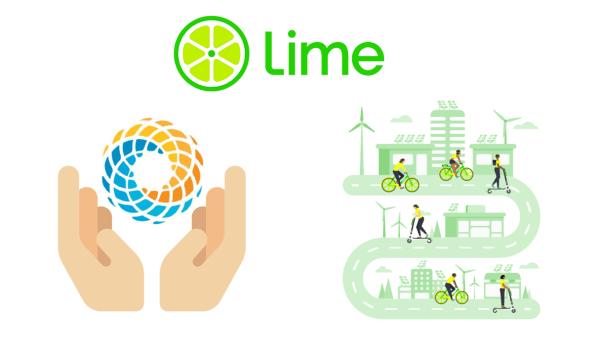 Lime ogłasza pilotażowe wdrożenie wymiennych baterii