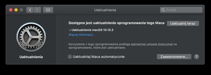 macOS 10.15.3 (update)