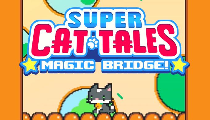 Magic Bridge! (Super Cat Tales) gra mobilna