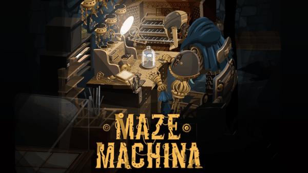 """""""Maze Machina"""" – maszyna do rozruszania szarych komórek"""