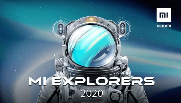 Zgłoszenia do programu Mi Explorers 2020 do 4 lutego!
