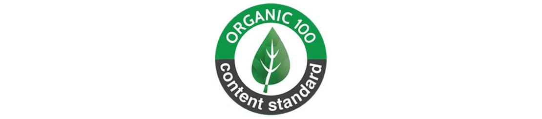OCS 100 (organic Content Standard - logo)