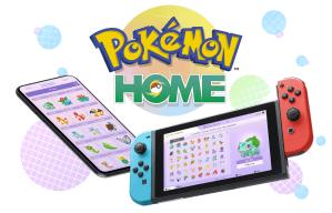 Nowa usługa i aplikacja mobilna Pokémon Home