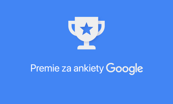 """""""Premie za ankiety Google"""" dostępne także w Polsce"""