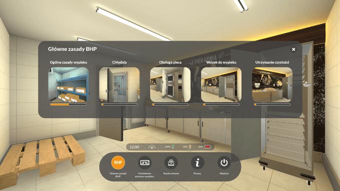 Szkolenie BHP w VR