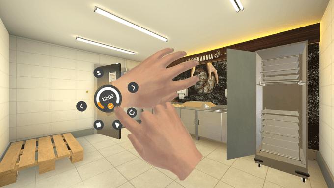 Szkolenie z wypiekania pieczywa w VR
