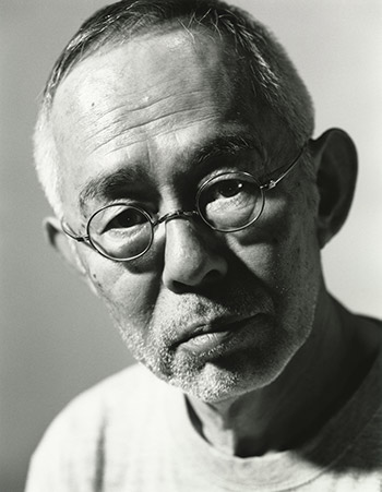 Toshio Suzuki (fot. Nobuyoshi Araki)
