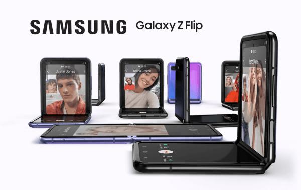 Składany Galaxy Z Flip – smartfon, który zmienia kształt…