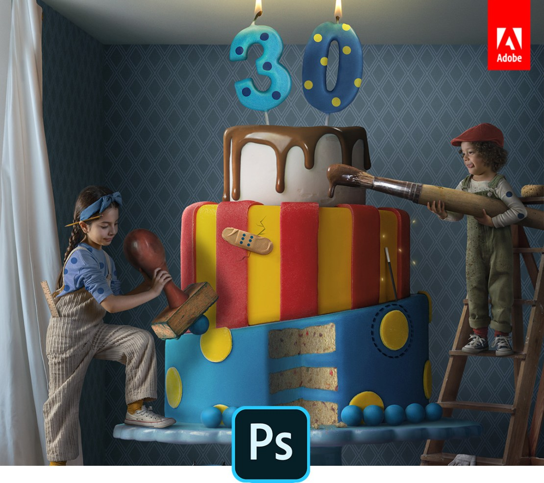 Adobe Photoshop (30 lat)